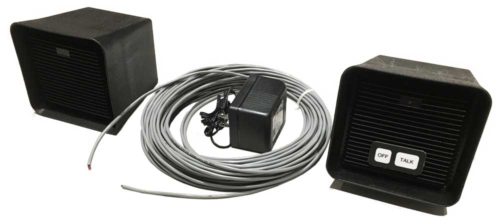Alpha Series Single-Channel Voice Communication System